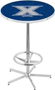 Holland Xavier Chrome Pub Table