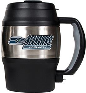 NFL Seattle Seahawks Mini Jug w/Bottle Opener
