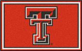 Fan Mats Texas Tech University 4x6 Rug