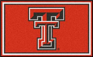 Fan Mats Texas Tech University 4x6 Rug