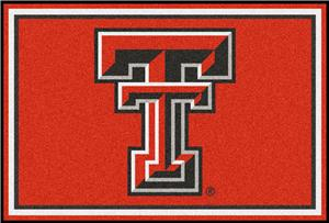 Fan Mats Texas Tech University 5x8 Rug