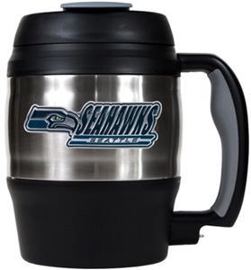 NFL Seattle Seahawks 52oz Macho Travel Mug