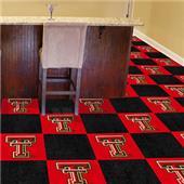 Fan Mats Texas Tech University Carpet Tiles