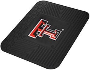 Fan Mats Texas Tech University Utility Mats