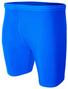 A4 Adult Compression Shorts