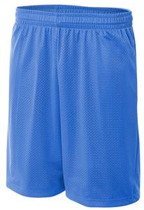 A4 Adult Coach's Mesh Shorts