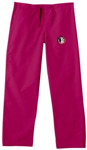 Florida State Univ Crimson Classic Scrub Pants
