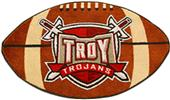 Fan Mats Troy University Football Mat