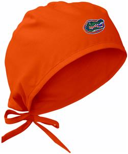 Univ of Florida Gators Orange Surgical Caps