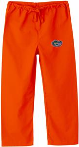 Univ of Florida Gators Kid's Orange Scrub Pants