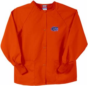 Univ of Florida Gators Orange Nursing Jackets