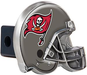 NFL Buccaneers Helmet Trailer Hitch Cover