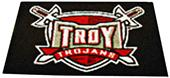 Fan Mats Troy University All Star Mat