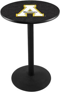 Appalachian State University Round Base Pub Table