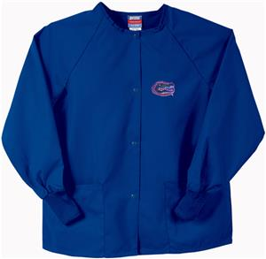 Univ of Florida Gators Royal Nursing Jackets