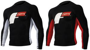 Title Boxing Fighting Sports MMA Rash Guard Shirt