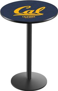 University of California Round Base Pub Table