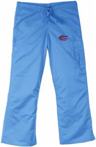 Univ of Florida Gators Sky Cargo Scrub Pants