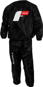 Title Boxing Fighting Sports MMA Nylon Sauna Suit