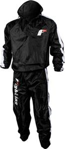 Title Boxing Fighting Sports MMA Hooded Sauna Suit