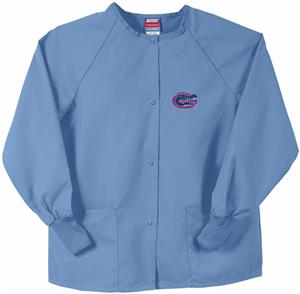 Univ of Florida Gators Sky Nursing Jackets