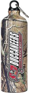 NFL Buccaneers 32oz RealTree Water Bottle