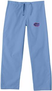 Univ of Florida Gators Sky Classic Scrub Pants