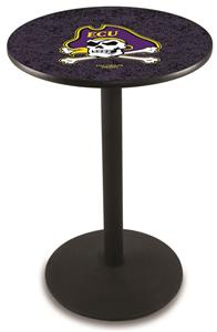 East Carolina University Round Base Pub Table