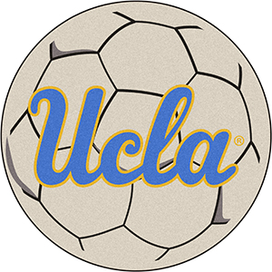 Fan Mats UCLA Soccer Ball