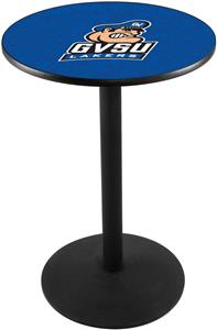 Grand Valley State University Round Base Pub Table