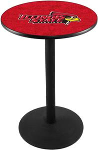 Illinois State University Round Base Pub Table