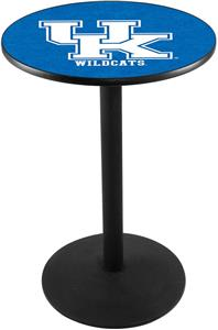 University of Kentucky UK Round Base Pub Table
