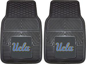 Fan Mats UCLA Vinyl Car Mats