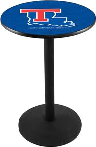 Louisiana Tech University Round Base Pub Table