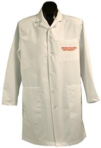 Fresno Pacific University White Long Labcoats