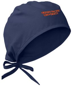 Fresno Pacific University Navy Surgical Caps