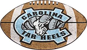 Fan Mats UNC Chapel Hill Football Mat