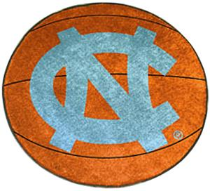 Fan Mats UNC Chapel Hill Basketball Mat