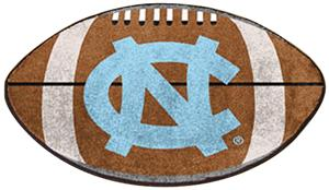 Fan Mats UNC Chappel Hill Football Mat