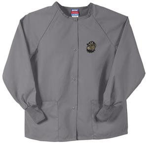 Georgetown Univ Hoya Gray Nursing Jackets