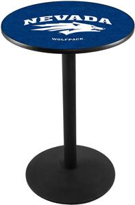 Holland University of Nevada Round Base Pub Table