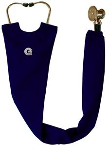 Georgetown University Navy Stethoscope Covers