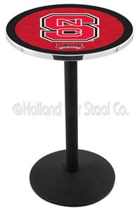North Carolina State Univ Round Base Pub Table