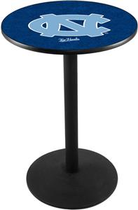 Holland Univ North Carolina Round Base Pub Table