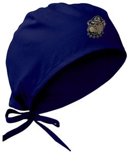 Georgetown Univ Hoya Navy Surgical Caps