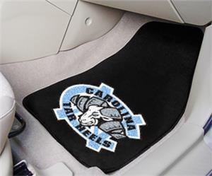 Fan Mats UNC Chapel Hill Ram Logo Car Mats (set)