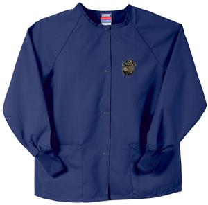 Georgetown Univ Hoya Navy Nursing Jackets