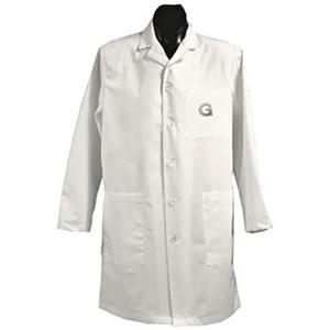 Georgetown University White Long Labcoats