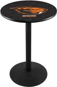 Oregon State University Round Base Pub Table