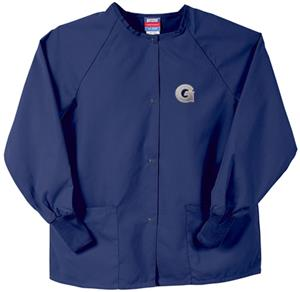 Georgetown University Navy Nursing Jackets